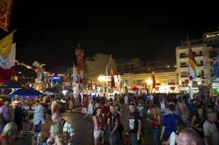 St Julians Festa 2011